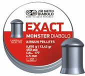 Пули «JSB Exact Monster Diabolo» 4,5 мм (0,87 г) - 400 шт.