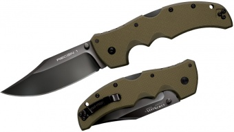 Cold Steel Recon 1 (Clip Point OD Green)