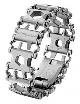 Браслет Leatherman TREAD Stainless Steel (832325) серебристый