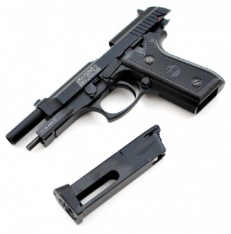 Пневматический пистолет Swiss Arms P92 (Аналог: Beretta 92FS, Taurus PT92)
